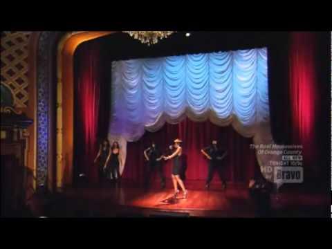 "RHOA - Kandi performs ""Fly Above"""