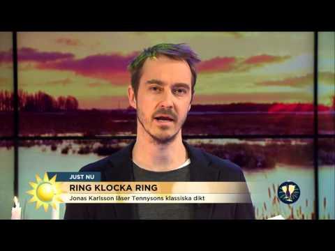 Ring klocka ring  Jonas Karlsson  Nyhetsmorgon TV4