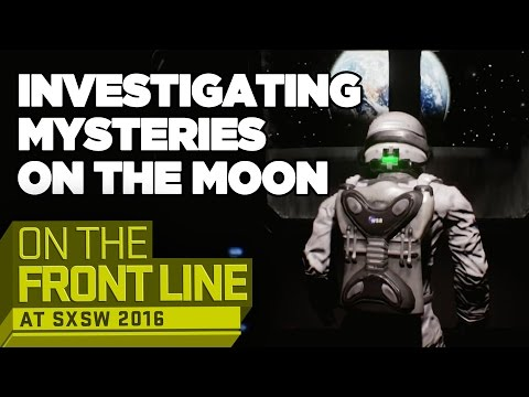 Lunar Mysteries Abound in Deliver Us The Moon - On the Front Line SXSW 2016
