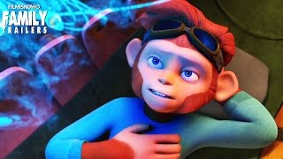 Spark: A Space Tail | New Clips for the animated family movie