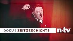 n-tv Doku: Hitlers Aufstieg und Untergang - Der Opportunist - am 11.03.2017 bei n-tv