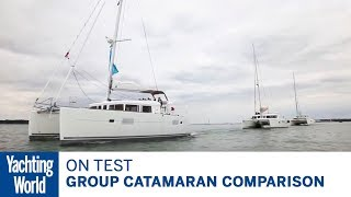 On test: Group catamaran comparison test