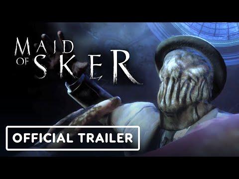 Maid of Sker - Official Trailer