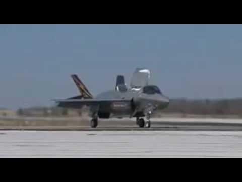 RC Turbine Jet F35 cost $17,000 Top speed 221 mph Part # 2 - YouTube