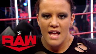 Shayna Baszler returns with a warning: Raw, July 13, 2020