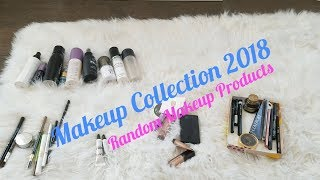 Makeup Collection 2018: Setting Sprays, Eyebrow Products and more.