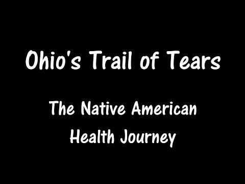 Ohio's Trail of Tears (The Native American Health Journey)