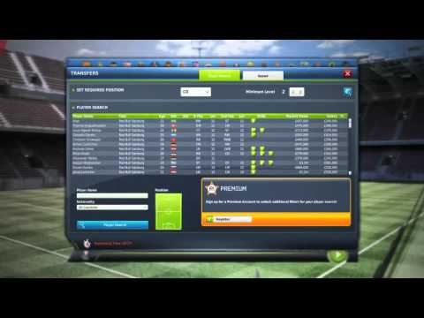 FIFA MANAGER 11: Extended Online Mode
