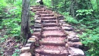 The Palmetto Trail - Saluda Mountains Passage (Part 1)