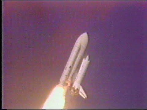 Space Shuttle STS 2 Launch Nov 12 1981, NBC News Nov 12 1981 and Landing Nov 14 1981 NBC WTVG 13