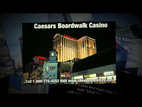 Top 10 Hotel Casinos in Atlantic City, NJ
