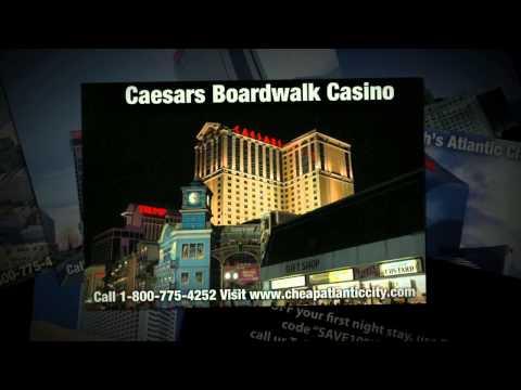 Top 10 Hotel Casinos in Atlantic City, NJ