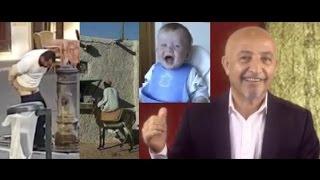 کميدی اسلامی در باره غسل کردن - استنجا زدن (کون شویی) خنده دار!