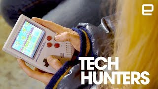 Opening up new worlds on Nintendo's Gameboy   Tech Hunters