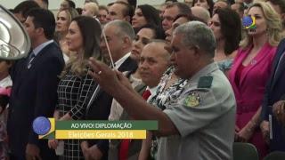 Diplomação 2018 - TRE - RO.