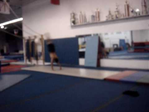 Steven Sugrim - Ro, Bh Spring, Double Back Tuck