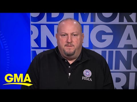 FEMA administrator speaks out on Texas homeowners, renters filing for assistance | GMA