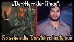 """So sehen die Darsteller heute aus""""Der Herr der Ringe""""!/Damals und Heute/Fakten/Tolkien Fan/HQ"""