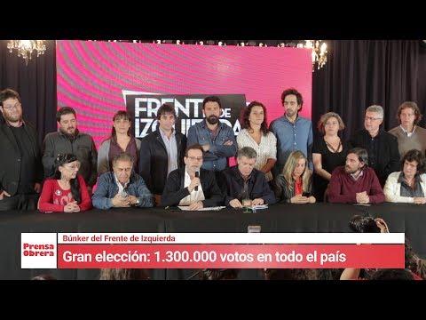 Gran elección del Frente de Izquierda // Marcelo Ramal