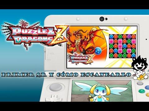 Primer QR de Puzzle & Dragons Z y cómo escanearlo