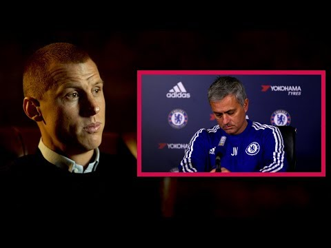 """When Jose Mourinho Left Chelsea Everyone Cried"" 