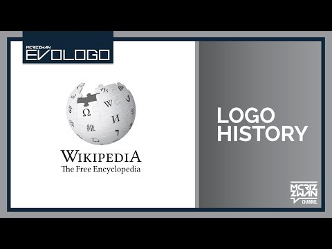 Wikipedia Logo History | Evologo [Evolution of Logo]