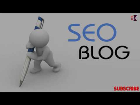 How To SEO Blog Post ( Basic Video 2)