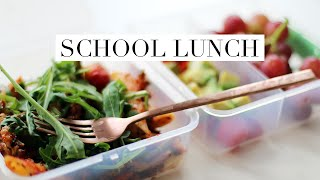 3 HEALTHY LUNCH IDEAS FOR BACK TO LAW SCHOOL/UNIVERSITY