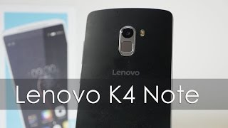 lenovo k4 note unboxing first looks overview