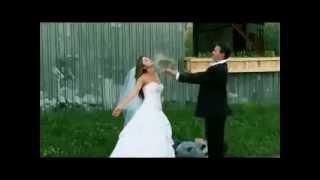 Самая креативная  свадебная фотосессия ! Смотри! Тебе понравится!!