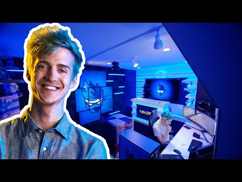 5 Craziest Gaming Rooms in the World