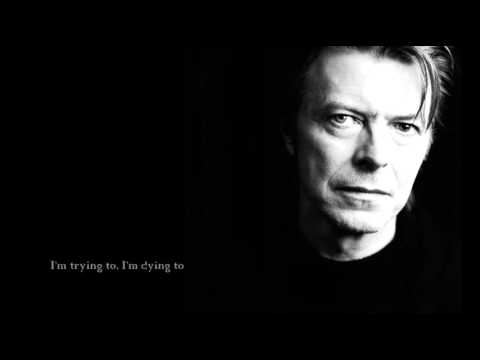 David Bowie - Dollar Days (With Lyrics)