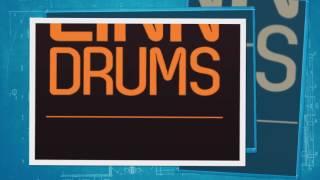 RV Samplepacks present Designer Linn Drums - Tuned Linn Drum Samples