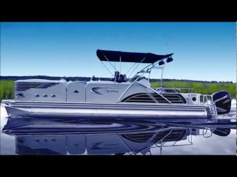 "Pontoon Boats: Avalon's Ambassador ""Secret Spot"""