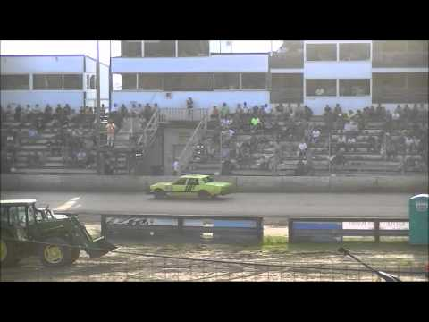 North Central Speedway 7/7/12 Pure Stock Races