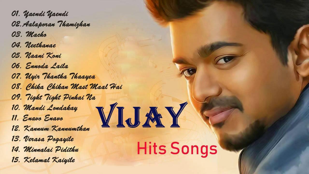 Vijay Super Hit Songs | Audio Jukebox | 90's Vijay Hits | Tamil Movie Songs | Deva | Music Mast