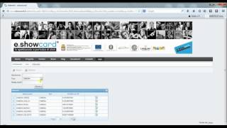 Tutorial AGIS vers  1 0 0(Tutorial e.showcard per gli operatori AGIS. Questi video integrano il Manuale Utente eshowcard 2 0 0., 2014-07-16T14:38:04.000Z)