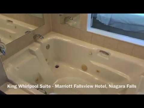 Marriott Fallsview Whirlpool Suite - Niagara Falls, ON Canada