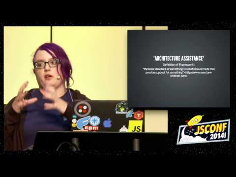Kassandra Perch: Modular Application Architectures in Javascript [JSConf2014]
