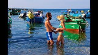 Italien, Apulien mit Dachzelt Reisebericht 2017 Schneckenbande