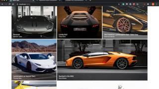 React Javascript Image Gallery Tutorial Video - Part 3