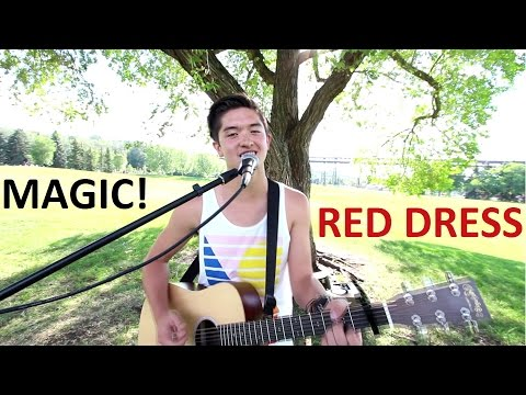 MAGIC! - Red Dress (Acoustic Loop Cover) -...