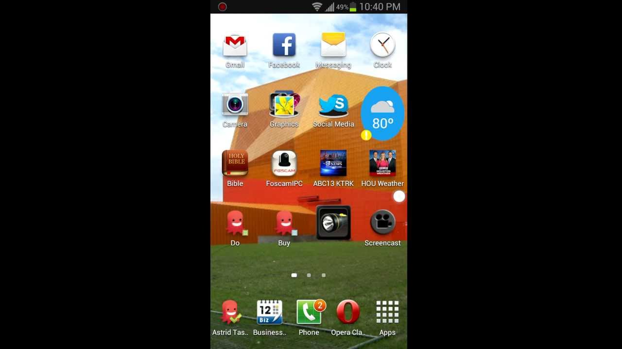 how to get galaxy s3 out of safe mode