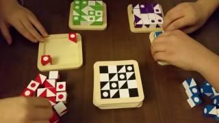 Q-bitz Akıl Oyunu nasıl oynanır?