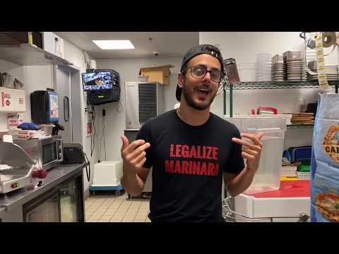 How To Make Neapolitan Pizza Dough For Restaurant Recipe - Alessio Lacco