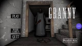 "Final sangriento granny ""horror game""👻"