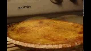 Baking After Midnight - Old Fashioned Custard Pie
