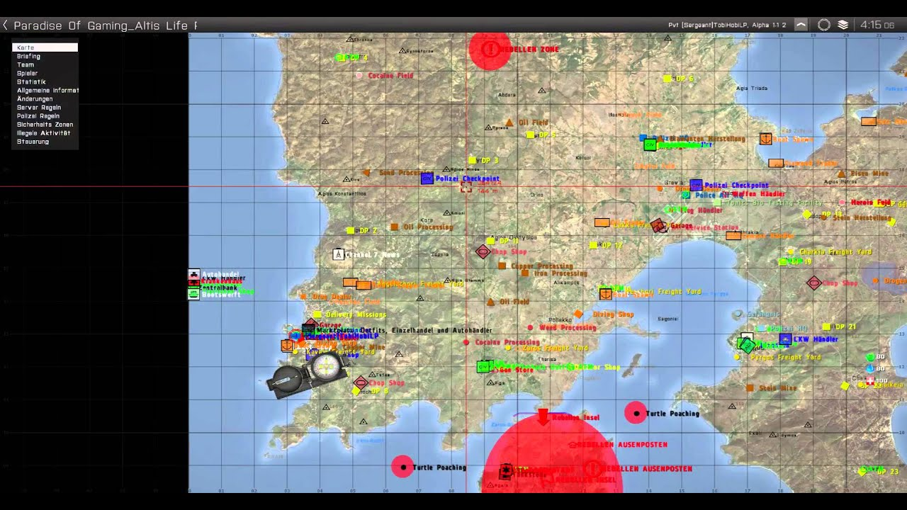 arma3 altis life informations video zur unser map youtube
