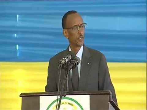 President Kagame inaugurates Rwanda Defence Force Command and Staff College- Nyakinama, 23 July 2012