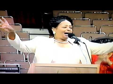 Congratulations To Mother Barbara Lewis For Becoming The International Supervisor Of Women COGIC!
